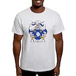 Echeberria Family Crest Light T-Shirt