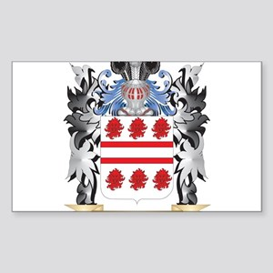 Mosca Coat of Arms - Family Crest Sticker