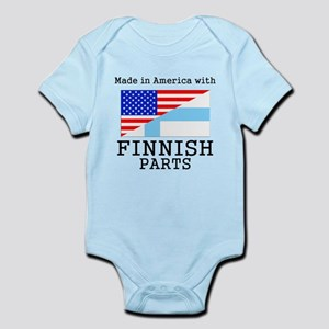 Made In America With Finnish Parts Body Suit