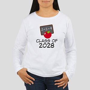 2028 Class Pride Women's Long Sleeve T-Shirt