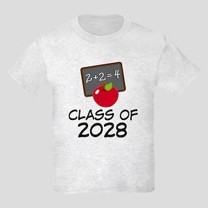 2028 Class Pride Kids Light T-Shirt