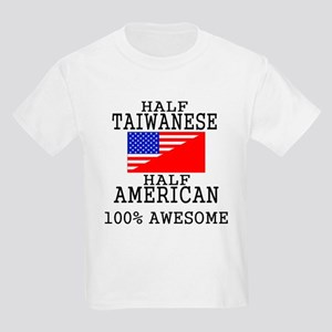 Half Taiwanese Half American T-Shirt