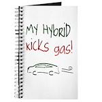 Hybrid Car Kicks Gas Journal