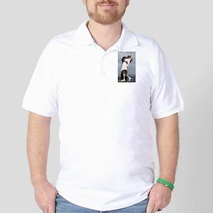 Unconditional Surrender Golf Shirt
