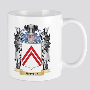 Moyer Coat of Arms - Family Crest Mugs