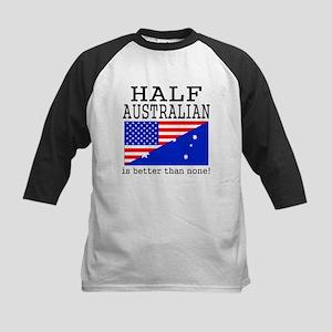 Half Australian Is Better Than None! Baseball Jers