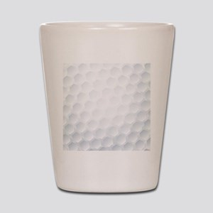 Golf Ball Texture Shot Glass