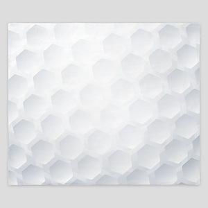 Golf Ball Texture King Duvet