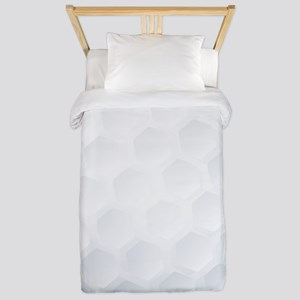 Golf Ball Texture Twin Duvet
