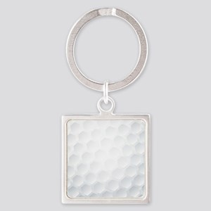 Golf Ball Texture Keychains