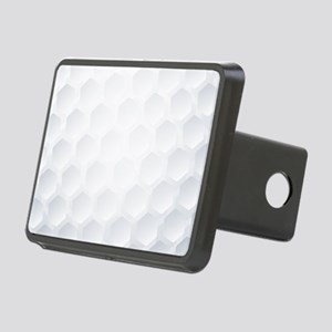 Golf Ball Texture Rectangular Hitch Cover