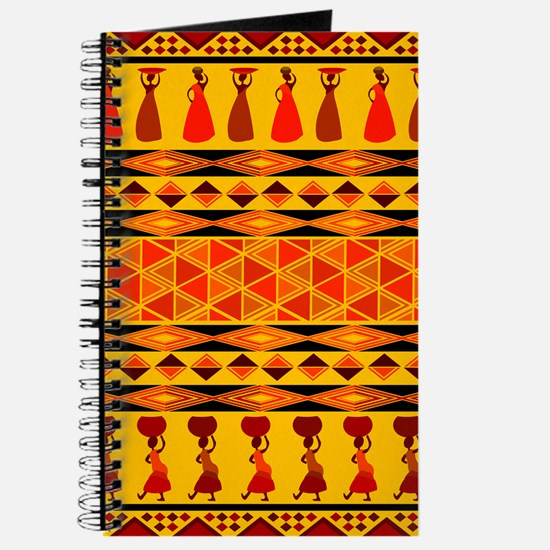 African Traditional Ornament Journal