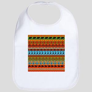 African Traditional Ornament Bib