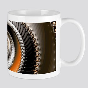 Intervolve Orange Mugs
