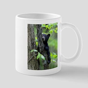 Black Bear Cub Mugs