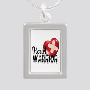 heart warrior Necklaces