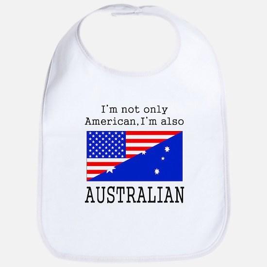 American Also Australian Bib