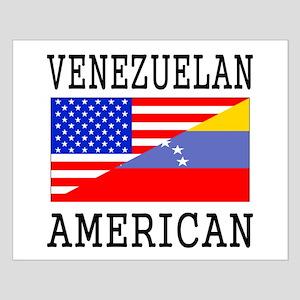 Venezuelan American Flag Posters