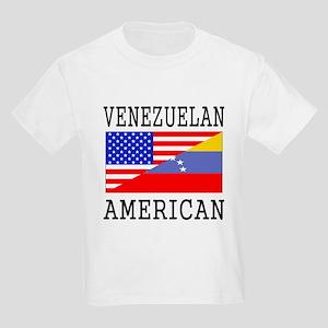 Venezuelan American Flag T-Shirt