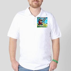 Tennis! Golf Shirt