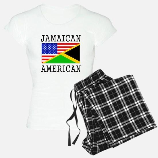 Jamaican American Flag Pajamas