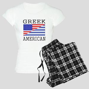 Greek American Flag Pajamas