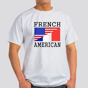 French American Flag T-Shirt