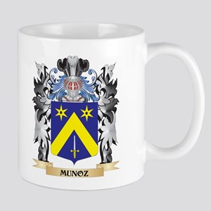 Munoz Coat of Arms - Family Crest Mugs