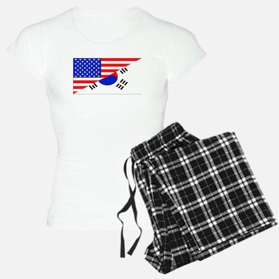 Korean American Flag Pajamas