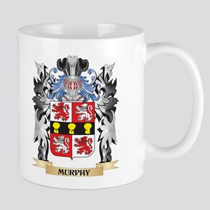 Murphy Coat of Arms - Family Crest Mugs