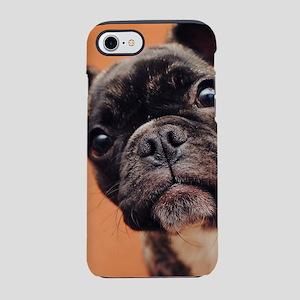 Bulldog Puppy iPhone 8/7 Tough Case