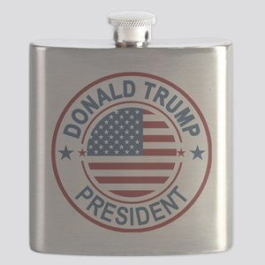 WOW! Trump President Flask