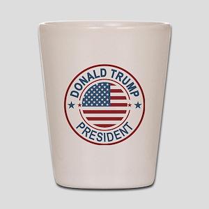 WOW! Trump President Shot Glass