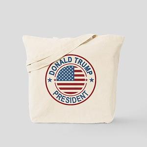 WOW! Trump President Tote Bag
