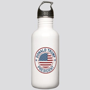 WOW! Trump President Stainless Water Bottle 1.0L