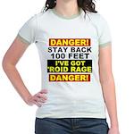 'Roid Rage Jr. Ringer T-Shirt