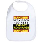 'Roid Rage Bib