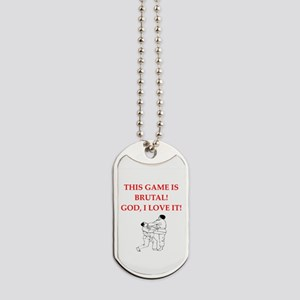 martial arts Dog Tags
