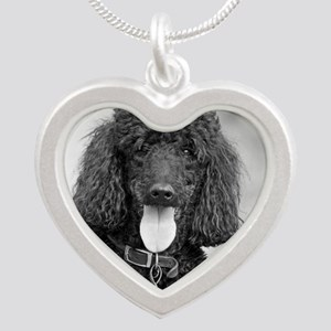 Black Poodle Necklaces