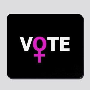 Women Vote Mousepad