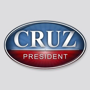 Ted Cruz for President 2016 Sticker