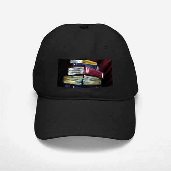 Books Of Knowledge Baseball Hat