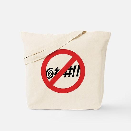 Virginia @#!! Tote Bag