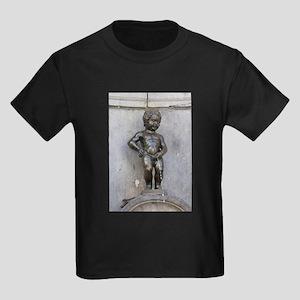 Manneken Pis Belgium T-Shirt