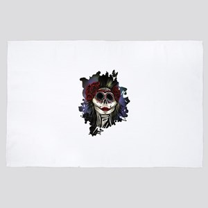 Night Of The Dead 4' x 6' Rug