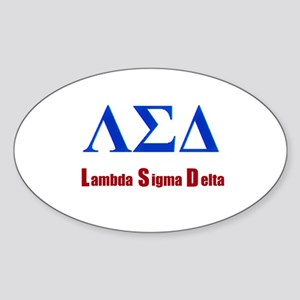 Lambda Sigma Delta Sticker