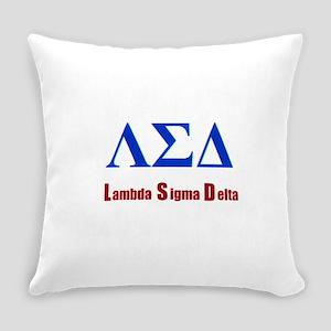 Lambda Sigma Delta Everyday Pillow