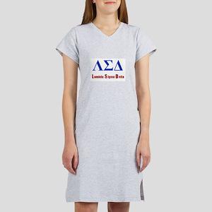 Lambda Sigma Delta Women's Nightshirt