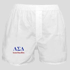 Lambda Sigma Delta Boxer Shorts