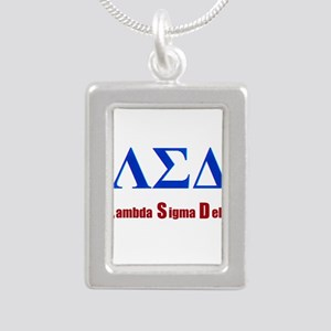 Lambda Sigma Delta Necklaces